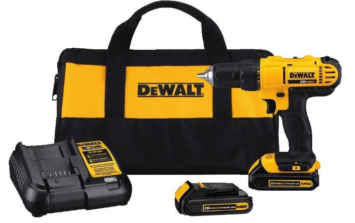 cordless compact drill