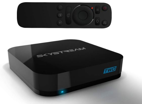 skystream tv box