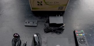 setup android tv box